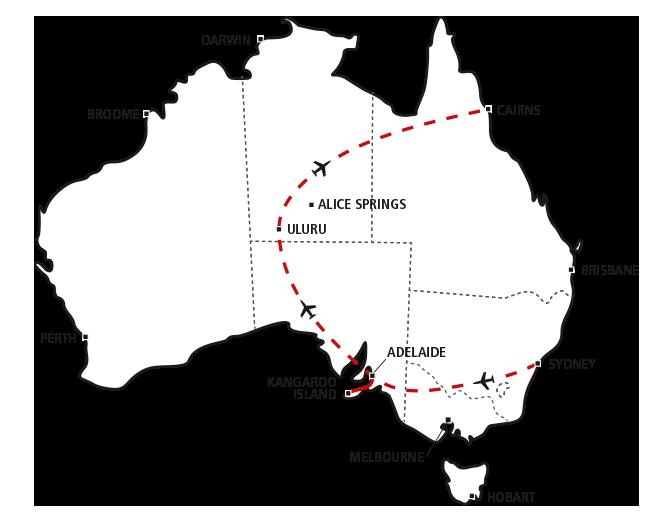 Australiens Schätze